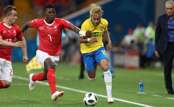 [Diretor da Fifa admite erro em gol da Suíça contra o Brasil]