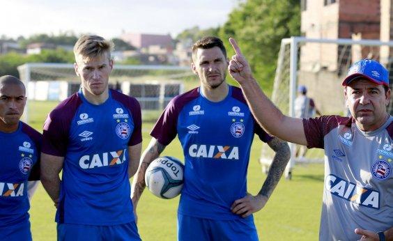 [Enderson Moreira destaca desafio ao treinar o Bahia]