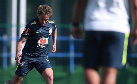 [Neymar avisa que não sente mais dores]