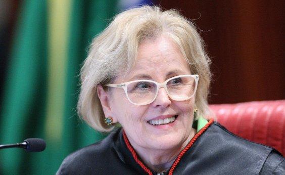 [Rosa Weber é eleita presidente do TSE]