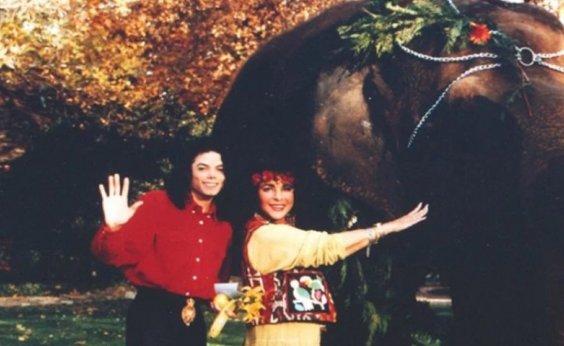 [Elefante que pertenceu a Michael Jackson foge de cela em zoológico]