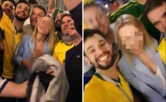 [Acusados de assédio em vídeo, torcedores brasileiros são denunciados na Rússia]