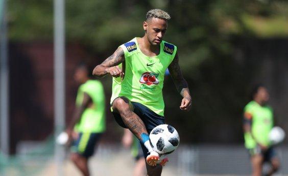 [Para abafar futebol capenga, CBF quer Neymar com visual diferente a cada jogo, diz colunista]