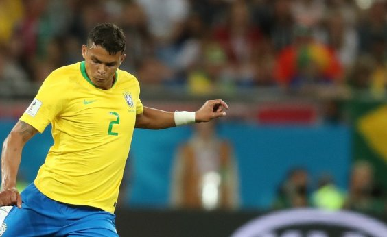 [Thiago Silva será o capitão da seleção brasileira contra a Costa Rica]