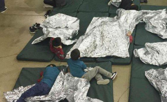 [Consulados devem assistir crianças brasileiras em abrigos nos EUA]