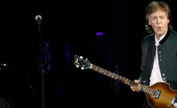 [Paul McCartney lança duas músicas inéditas e anuncia novo álbum: 'Egypt Station']