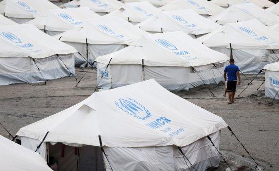 [Governo pede que brasileiros se coloquem no lugar de venezuelanos refugiados]