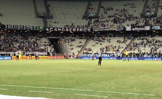[Bahia vence o Ceará por 1 a 0 e garante vantagem na semifinal do Nordestão]