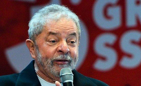 [Defesa de Lula busca concessão de prisão domiciliar no STF]