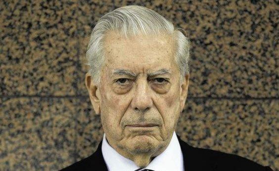 [Mario Vargas Llosa recebe alta do hospital]