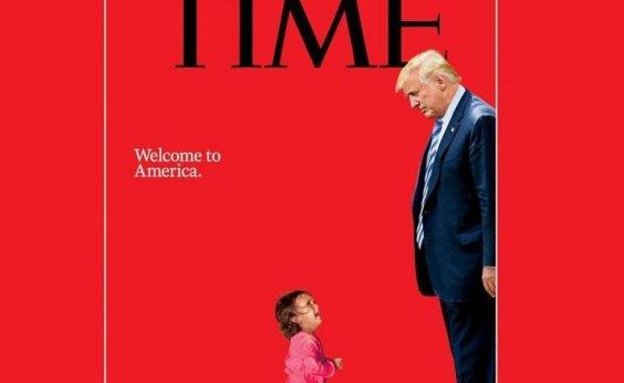 [Pai de menina na capa da revista Time diz que ela não foi separada da mãe]