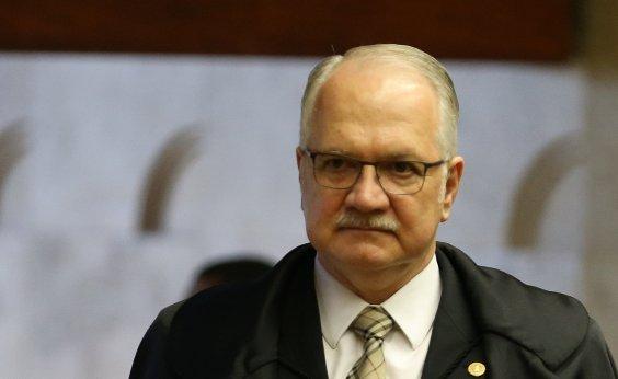 [Fachin arquiva pedido de liberdade de Lula]