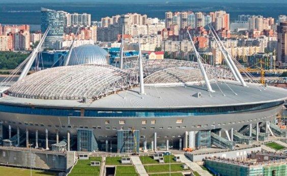 [Brasileiro procurado por roubar Correios é detido em estádio na Rússia]
