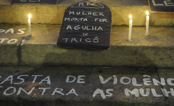 [Bahia teve mais de 3 mil medidas protetivas concedidas a mulheres em 2017 ]