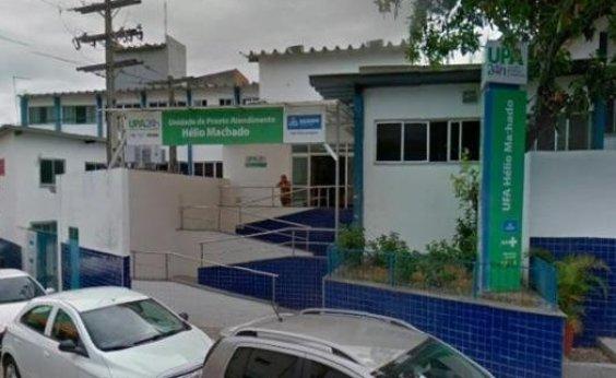 [Homem é detido após levar companheira já morta para UPA no bairro de Itapuã]