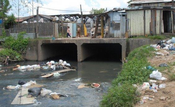 [Brasil precisa aumentar em 62% investimentos em saneamento básico, diz estudo]