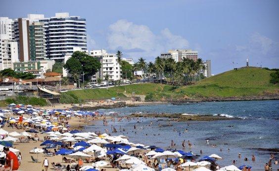 [Veja quais praias estão impróprias para banho hoje em Salvador]