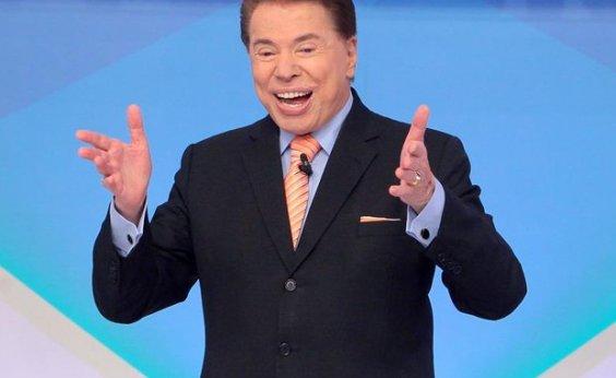 [Silvio Santos promete tirar três apresentadores da Record ]