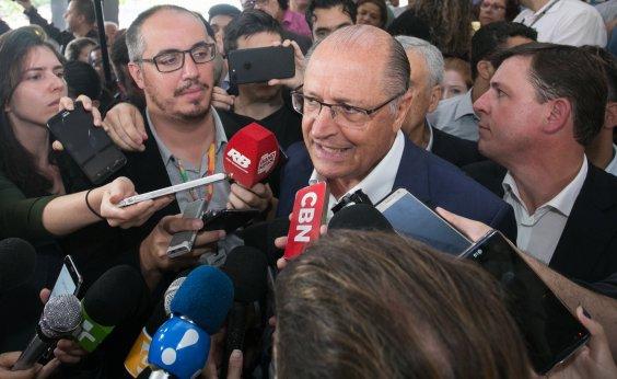 [Alckmin diz ser 'natural' ter vice do Nordeste]