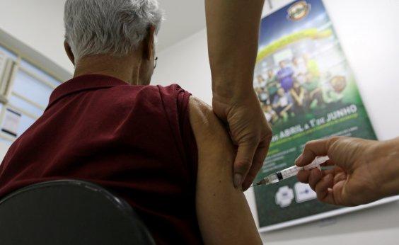 [Uma em cada quatro cidades brasileiras tem cobertura abaixo da meta nas vacinas infantis ]
