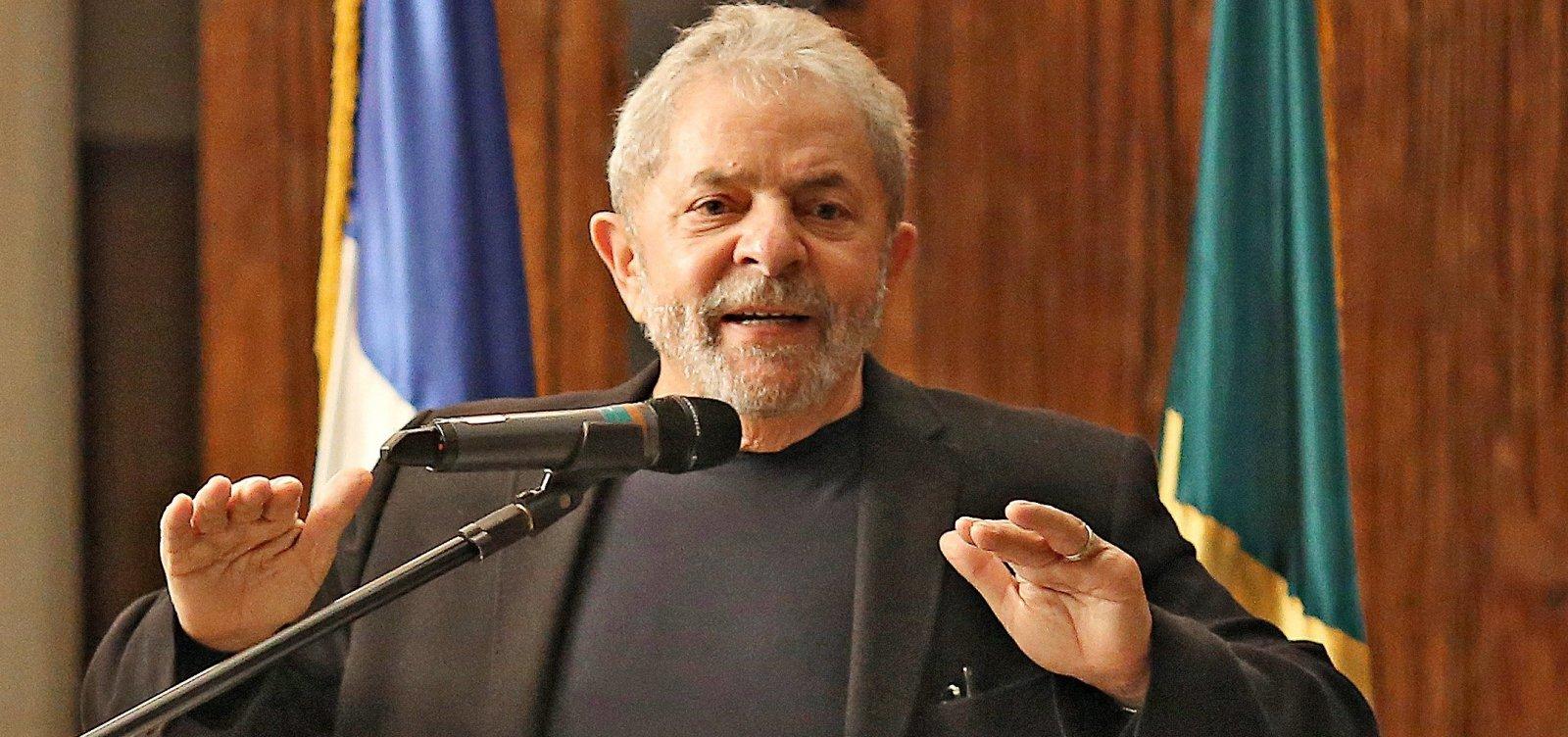 [Relator da ação contra Lula determina manutenção de prisão do petista ]