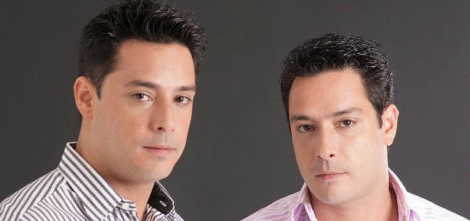 [Gêmeos Vavá (ex-Karametade) e Márcio são expulsos do palco em Recife ]