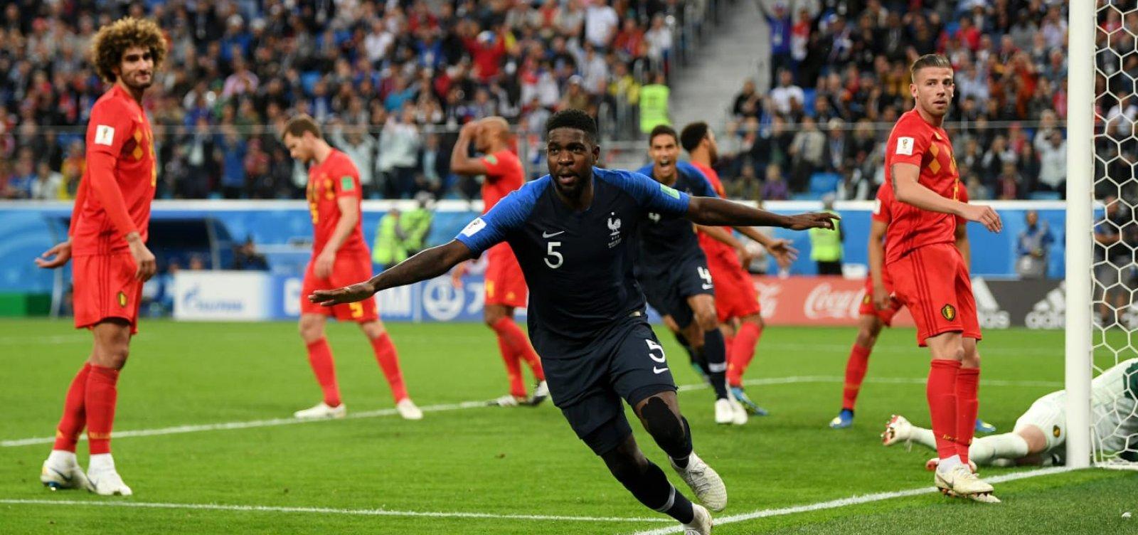 [Em busca do bi, França derrota a Bélgica e volta à final após 20 anos]