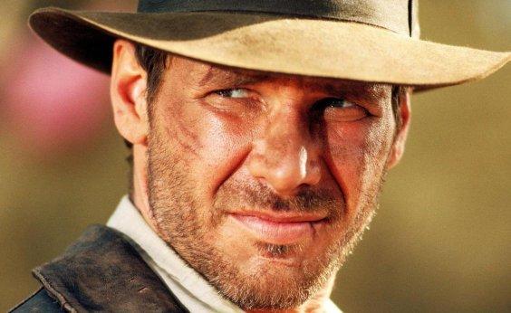 [Lançamento de 'Indiana Jones 5' é adiado para 2021]