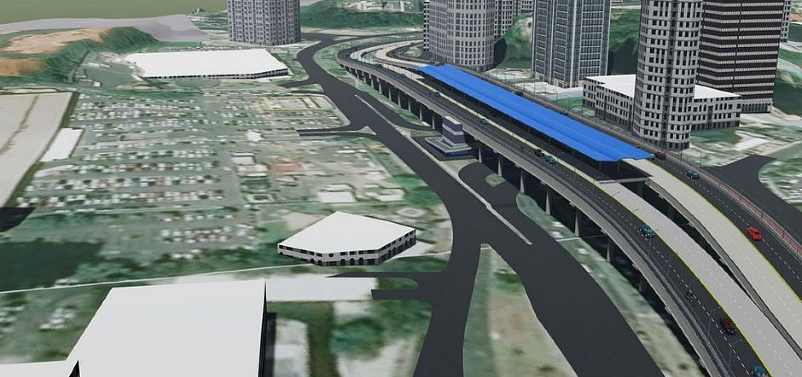 [MP vai recorrer de decisão que não barrou obras do BRT]