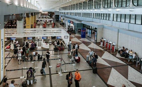 [ Tráfego no aeroporto de Salvador registra crescimento no segundo trimestre]