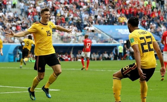 [Bélgica vence Inglaterra e conquista terceiro lugar na Copa do Mundo]
