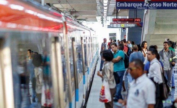 [Linha 2 do metrô terá intervalo de até 20 minutos no final de semana]