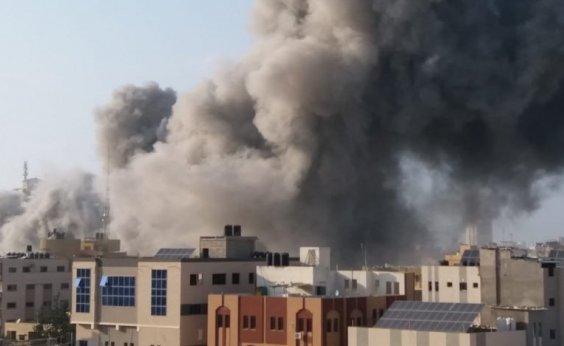 [Israel e Hamas acertam cessar-fogo em Gaza, diz autoridade palestina]