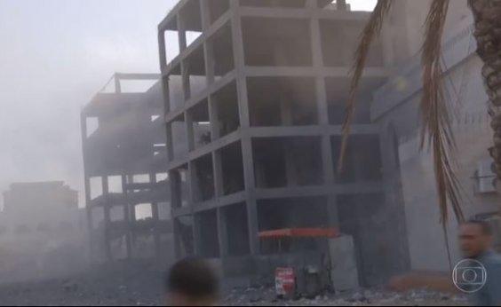 [Apesar de trégua, Israel bombardeia Gaza em resposta a ataque palestino]