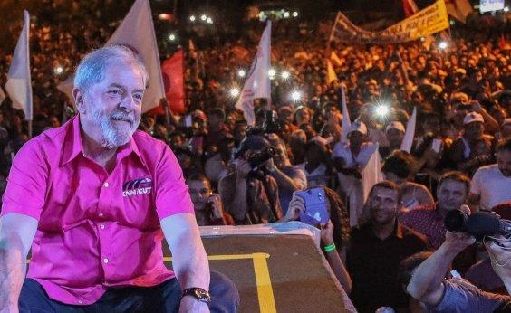 [Justiça pode decidir neste mês sobre pedido para declarar Lula inelegível]