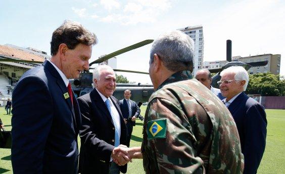 [Rio teve mais de 4 mil tiroteios em cinco meses de intervenção militar]