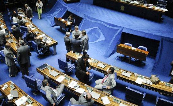 [Mulheres no Senado têm dificuldade para disputar reeleição]
