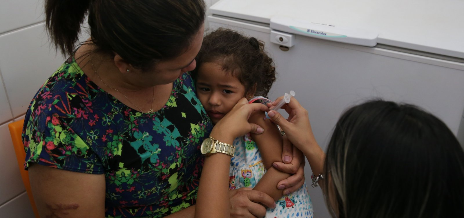 [Fake news sobre vacinas esvaziam postos e podem causar o retorno da poliomielite]