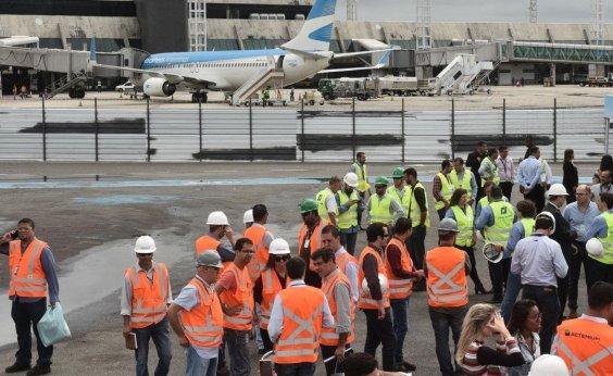 ['Vinci tem potencial, mas a gente ainda vive expectativa sobre aeroporto', diz Tinoco]
