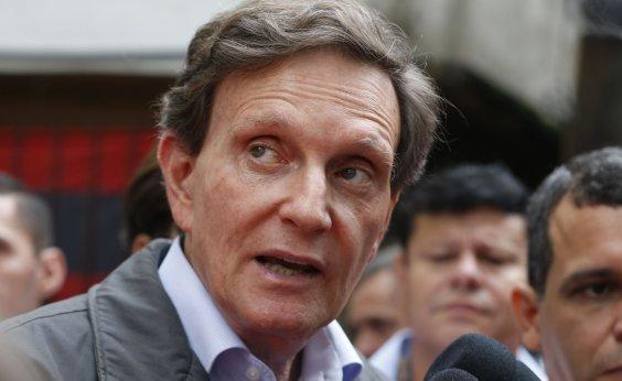 [Justiça ordena que prefeito do Rio pare de favorecer grupo religioso]