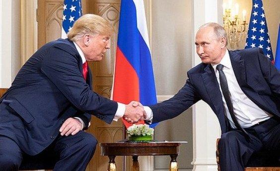 [Trump e Putin voltam a negar interferência russa nas últimas eleições dos EUA]