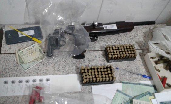 [PF prende 72 em operação contra roubo de cargas em seis estados; 25 só na Bahia]