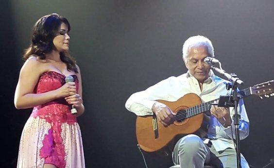[Paulinho da Viola faz show com filhos no TCA em agosto]