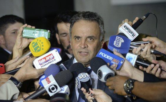 [PF investiga desvio de recursos em gestão de Aécio Neves]