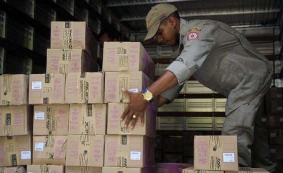 [Operação investiga sonegação de R$ 13 mi no comércio de medicamentos na Bahia]