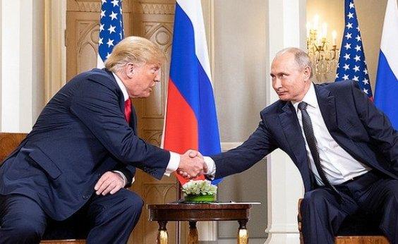 [Trump critica imprensa por cobertura de encontro com Putin]