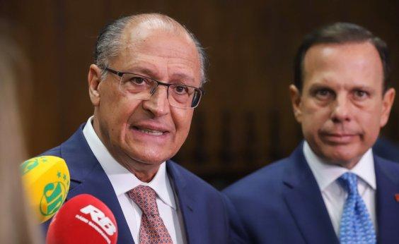 [Via dirigentes em São Paulo, Alckmin faz apelo por apoio do PP]