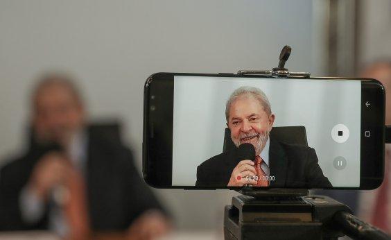 [Justiça diz que entrevista de outros presos não autoriza a de Lula]