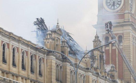 [Reforma do Museu da Língua Portuguesa conclui restauro da cobertura]