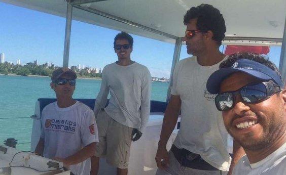 [Prisão de velejadores baianos em Cabo Verde mobiliza governo brasileiro]